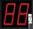 "Jumbo 8"" Take a Number Digital Display System"