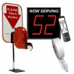 Next Please! (IR) 2 Digit Single Display Infrared Wireless Take a Number Packaged System