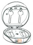Key-Box KB12 Smart Key Box
