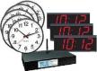 Wireless Clock System