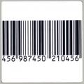 "Standard 8.2MHz Label - 1.5""x1.5"""